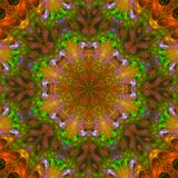 Abstract digital kaleidoscope cover background, beautiful design, oriental. Abstract digital kaleidoscope background beautiful design, oriental v stock photos