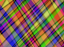 Abstract Digital Overlapping Pattern Diagonal Crossing stock photos