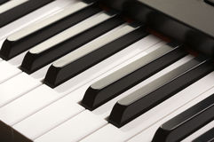 Abstract Digital Piano Stock Photos