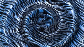 Abstract Digital Swirl Background Stock Photo