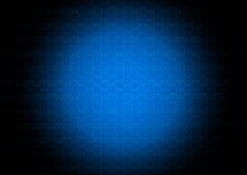 Abstract digital technology on dark blue background vector illustration. Rgb mode Stock Image