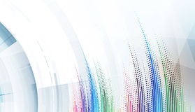 Abstract digital web site header. Banner background Royalty Free Stock Photo