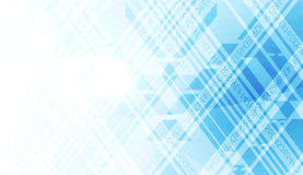 Abstract digital web site header. Banner background Royalty Free Stock Images