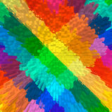 Abstract dimension background Stock Image