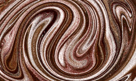 Abstract Dirty Brown Color Swirls Wallpaper. Abstract Dirty Brown Color Swirls Background Wallpaper with black background Stock Photos