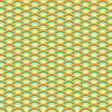Abstract Disc Pattern Background Illustration Royalty Free Stock Photo