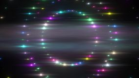 Abstract disco background stock footage