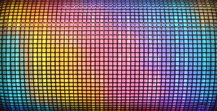 Abstract disco background Stock Image