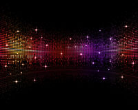Abstract Disco Background Royalty Free Stock Photos