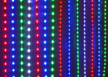 Abstract disco lines background, discotheque, Stock Photography