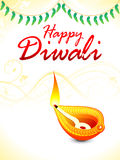 Abstract diwali background template. Illustration Stock Photography