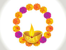 Abstract diwali background Stock Images