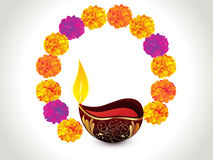 Abstract diwali background Royalty Free Stock Image
