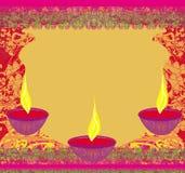 Abstract diwali celebration background Stock Photo