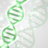 Abstract DNA Royalty Free Stock Image