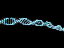 Abstract DNA Stock Image