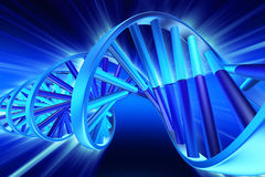 Abstract DNA Stock Photography