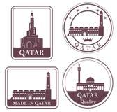 Abstract Doha Stock Photos