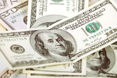 Abstract Dollars Background Stock Image