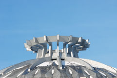 Abstract dome roof top Stock Photo
