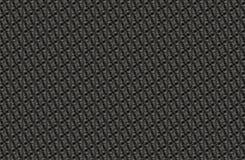 Abstract donker geometrisch patroon van prisma's De textuur van het meetkundenet De prismabloem stelt achtergrond voor Zwarte bru Stock Afbeelding