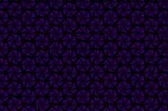 Abstract donker geometrisch patroon van prisma's De textuur van het meetkundenet De prismabloem stelt achtergrond voor Zwarte bru Royalty-vrije Stock Afbeeldingen