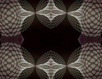 Abstract donker grenskader Royalty-vrije Stock Afbeeldingen