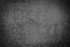 Abstract donker grungebeton Stock Foto