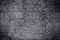 Abstract donker grungebeton Stock Afbeelding