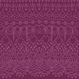 Abstract doodle lace background Stock Photography