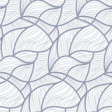 Abstract doodle seamless pattern Royalty Free Stock Images
