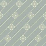 Abstract dot decorative batik seamless pattern. Abstract pattern of indonesian batik Royalty Free Stock Photography