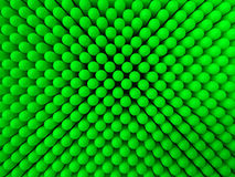 Abstract dots background in green colors. Green colors the most common color in the natural world royalty free stock photography