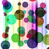 Abstract Dots and Lines Stock Images
