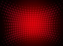 Abstract dotted  background. Halftone effect.  Stock Photography