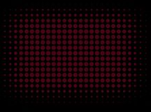 Abstract dotted  background. Halftone effect.  Royalty Free Stock Images