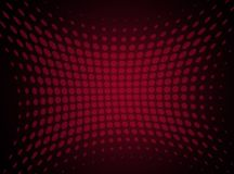 Abstract dotted  background. Halftone effect.  Stock Images
