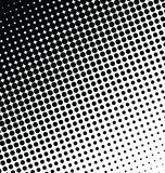 Abstract dotted  background halftone effect Royalty Free Stock Photo