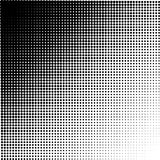 Abstract dotted background. Halftone effect. Vector texture. Modern background. Monochrome geometrical pattern.Strips of points. B. Abstract dotted background Royalty Free Stock Photo