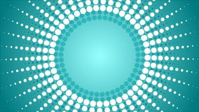 Abstract dotted beams video animation. Abstract dotted beams graphic design. Video animation HD 1920x1080 stock illustration