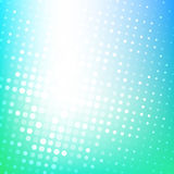 Abstract dotted colorful gradient background Stock Photos