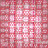 Abstract Dotted Patchwork Texture. Pink Royalty Free Stock Image