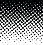 Abstract dotted vector background halftone effect Stock Images