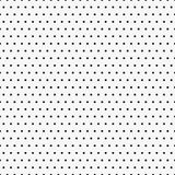 Abstract dotted white background. Texture, grill. Seamless pattern. Vector illustration Royalty Free Stock Image