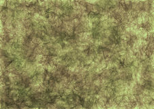 Abstract drawn grunge background in beige colors. Effect of crumpled paper. Stock Photo