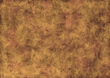 Abstract drawn grunge background in old brown colors. Royalty Free Stock Photos