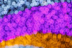Abstract dreamy delicate soft tender defocused white light illumination Bokeh. Good for Background, backdrop, pattern, screensaver royalty free stock photo