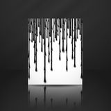 Abstract Dripping Background. Stock Images