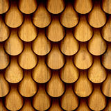 Abstract drops pattern - seamless background - wood texture Royalty Free Stock Photos