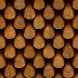 Abstract drops stacked for seamless background. Abstract clippings stacked for seamless background, rosewood veneer Stock Photography